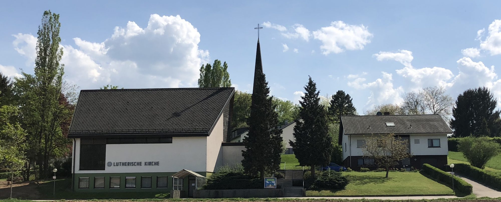 Dreieinigkeitsgemeinde Sperlingshof