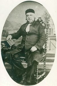Pfarrer Georg Friedrich Haag