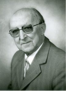 Pfarrer Theodor Reuter