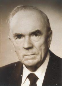 Pfarrer Wilhelm Bente